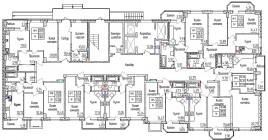 Общий план 1 этажа