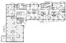 План 1 этажа ЖК Симфония