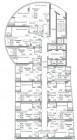 Общий план этажа. Секция 2