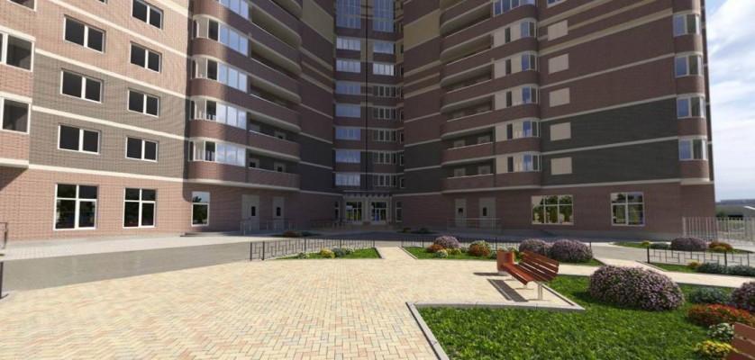 Жилой комплекс Маршал в Левенцовке